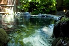 田乃倉の温泉
